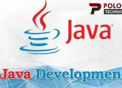 Java application development company usa