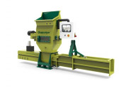 Greenmax eps foam compactor a-c100 for sale