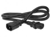 C14 to c13 power cords, c13 c14 power cable, c14