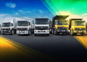 Commercial truck financing & leasing