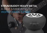 Fluid audio strum buddy amp - heavy metal