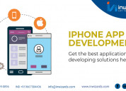 Hire the best iphone development company - inwizar