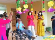 Indian nursing home - embassy manor at edison