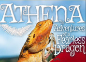 Athena the adventures of a fearless dragon childre