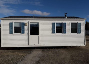 Sale and rental of containers and home-mobile