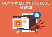 The best site to buy 1 million youtube views