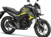 Honda cb hornet 160r abs new model hunda