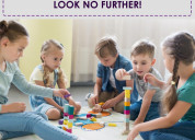 Looking for a great child care space?