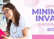 Minimally invasive ob/gyn surgery greenbelt md