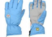 Check out kushi-riki's winter kids gloves