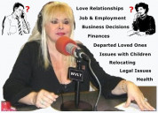 Psychic talk radio show - call in your free quest